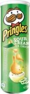 Pringles Cream & Onion 165 gr