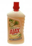 Ajax Υγρό Δαπέδου με Αμύγδαλα 1 lt