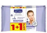 Septona Μαντηλάκια Ντεμακιγιάζ με Υαλουρονικό Οξύ & Πανθενόλη  20 Τεμάχια + 20 Δώρο