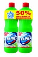 Klinex Ultra Χλωρίνη Πράσινη 2 x 1250 ml