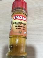 Ινδία Κουρκουμάς Τριμμένος 35 gr