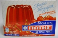 Γιώτης Φρούι Ζελέ Φράουλα Χωρίς Ζάχαρη 14.5 gr