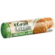 Gran Cereal Μπισκότα  Δημητριακών Crocante Riso 240 gr