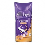 Alldays Discreet  Multiform 34 Τεμάχια