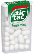 Tic Tac Καραμέλες Fresh Mint 18 gr