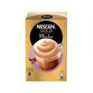 Nescafe Gold Cappuccino Στιγμιαίο Ρόφημα Mocca 8 Χ17 gr
