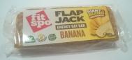 Fit Spo Μπάρες Βρώμης  Flapjack Μπανάνα 90 gr