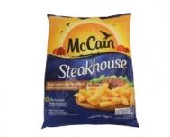 Mccain Πατάτες Steakhouse 1 kg
