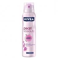 Nivea Pearl & Beauty Αποσμητικό Σώματος 150 ml