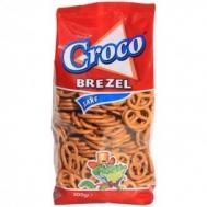 Croco Crackers Brezel Salt Αλμυρά Μπισκότα 300 gr