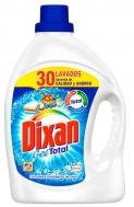 Dixan Υγρό Gel Πλυντηρίου 30 Μεζούρες