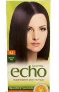 Echo Βαφή Μαλλιών No 4.2 με Εκχύλισμα Ελιάς και Βιταμίνη c 60 ml