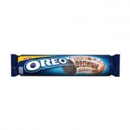 Oreo Μπισκότα Choco Brownie 154 gr