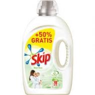 Skip Aloe Vera Υγρό Πλυντηρίου 78 Μεζούρες
