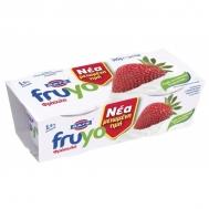 Φάγε Fruyo Γιαούρτι με Φράουλα 1.5% 2 Χ175 gr