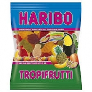 Haribo  Τροπικά Φρούτα 100 gr