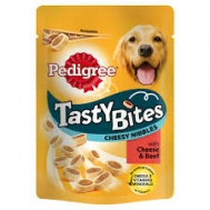 PedigreeTasty Bites Μοσχάρι  140 gr