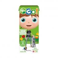 Ηβη Φυσικός Χυμός Go Πράσινος 250 gr