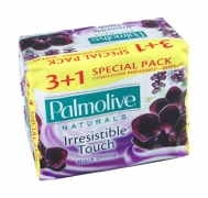Palmolive Delicate Care with Black Orchid  Σαπούνι  3+ 1 90 gr