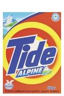 Tide Alpine Σκόνη για Πλύσιμο στο Χέρι 450 gr