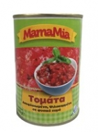 MamaMia Τομάτα Αποφλειωμένη Ψιλοκομμένη 400 gr