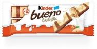 Ferrero Kinder Bueno  White Σοκολάτα 39 gr