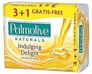 Palmolive Γάλα & Μέλι Σαπούνι  3+1 90 gr
