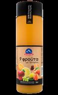 Όλυμπος Φυσικός Χυμός 9 Φρούτα 1 lt