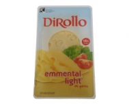 Dirollo Emmental light σε Φέτες 175 gr