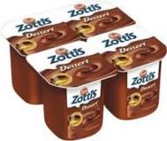 Zottis Choco  Επιδόρπιο Γιαυρτιου 4 X 125 gr