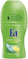 Fa Roll on Caribbean Lemon 50 ml