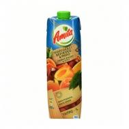 Amita  Πορτοκάλι Μήλο Βερυκοκο Φρουτοποτο 1 lt