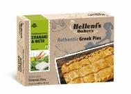 Helleni's Bakery Πίτα Ολικής Άλεσης με Σπανάκι & Φέτα 800 gr (σε ταψάκι)