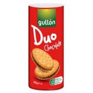 Gullon Μπισκότα Duo Σοκολάτα  500 gr