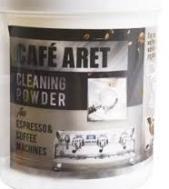 Cafe Aret Σκόνη Καθαρισμού  Μηχανής Εspresso  900 gr