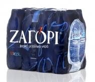 Ζαγόρι Φυσικό Μεταλλικό Νερό 12x500 ml