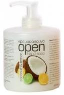 Open Care  Coconut Κρεμοσάπουνο 500 ml