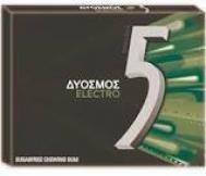 Five  Τσίχλες Spearmint 29 gr
