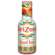 Arizona BlackTea  Peach 500 gr