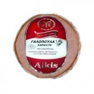 Alkis  Γαλοπούλα Καπνιστή  σε Φέτες 500 gr