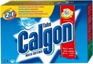 Calgon Ταμπλέτες Πλυντηρίου 24 Τεμάχια
