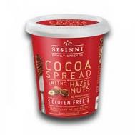 Sisinni  Κρέμα Κακάο με Φουντούκι  400 gr