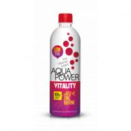 Aqua Power Vitality  Βιταμινούχο Νερό  375 ml