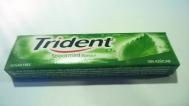 Trident Τσίχλα Fresh Spearmint 13.5 gr