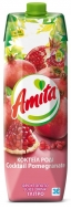 Amita Ρόδι Φρουτοποτό 1 lt