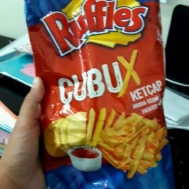 Ruffles Sticks Pizza 105 gr