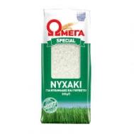 Ωμέγα Ρύζι Νυχάκι Special 500 gr Ελληνικό Προϊόν