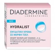 Diadermine Αντιρυτιδική κρέμα Νυκτός  Hydralist Aquagel 50 ml