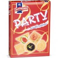 Αλλατίνη Crackers Party Αλμυρά 200 gr