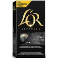 Lor Espresso Caps  Onyx Intensity 12 10 τεμάχια
